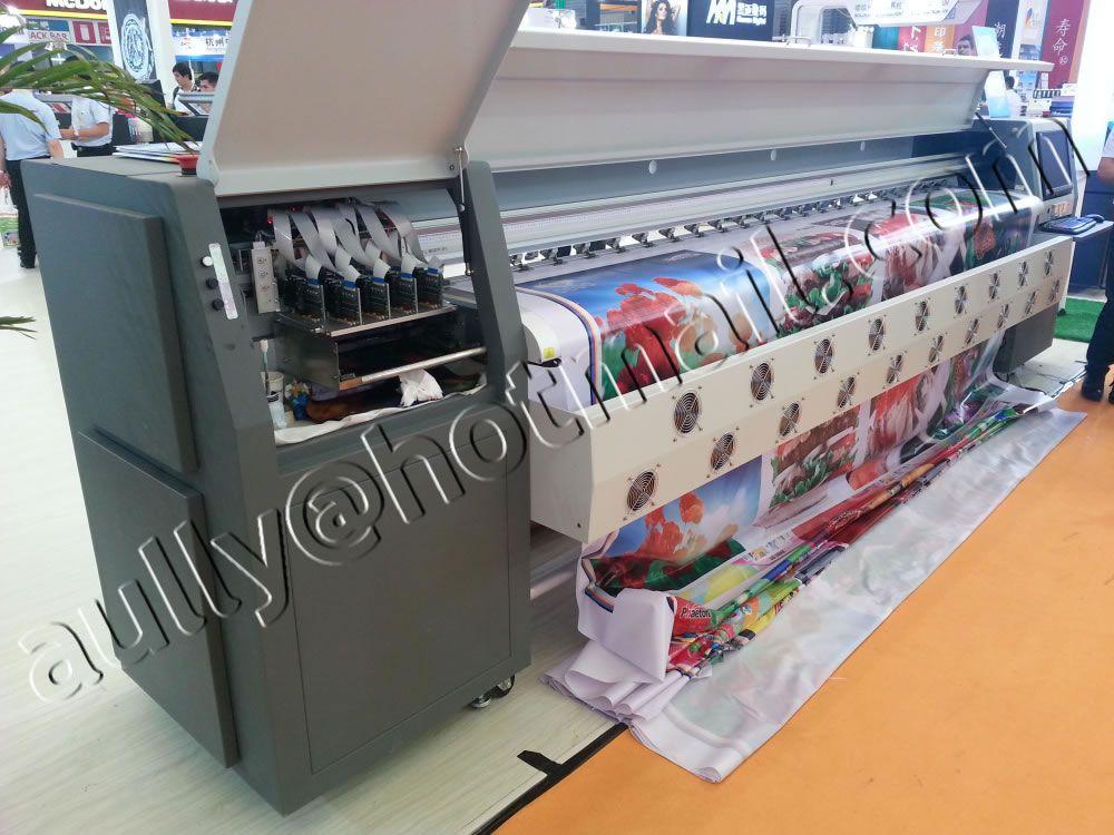 Printer Machine Flex Banner Vinyl Sticker Phaeton Ud 3278k