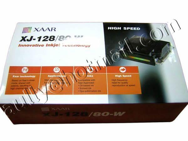 Xaar 128/80-W Printhead - Purple - Buy Xaar Printhead